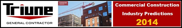 2014 Commercial Construction Industry Predictions