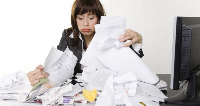 How to Declutter Your Office by Digitizing and Storing Your Documents