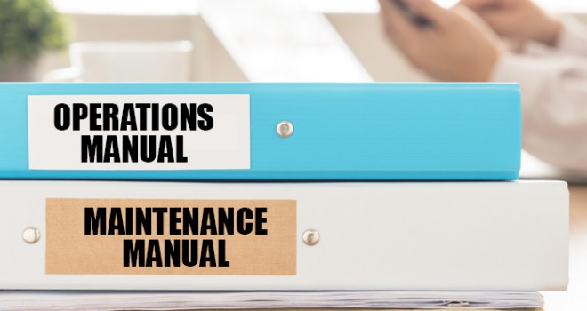 Managing O&M Manuals for Effective Closeout